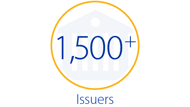 1500 issuers icon
