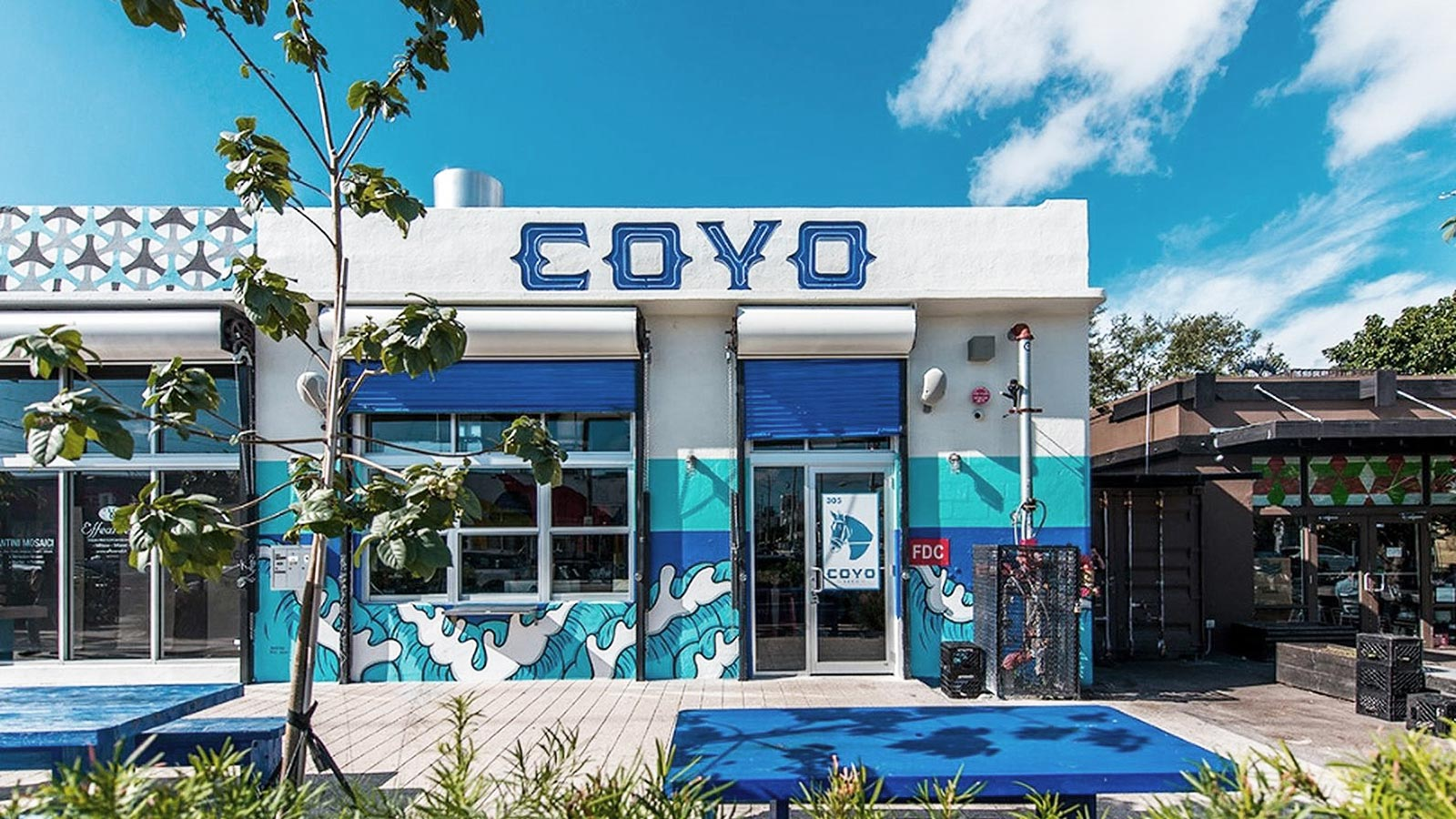 Coyo, Taco, Mexican, Wynwood, Miami